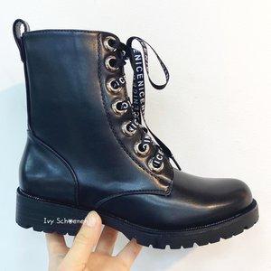Boots JAKE - Zwart