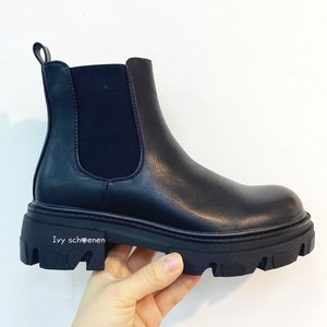 Boots NUKA - Zwart/Classic