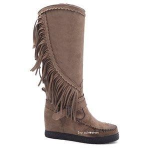 Boots SOLAR - Khaki