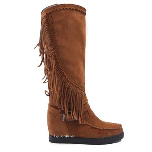 Boots SOLAR - Camel