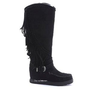 Boots SOLAR - Zwart