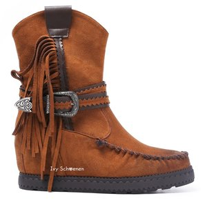 Boots MELODY - Camel