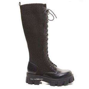 Boots LUCA DELUXE - Zwart