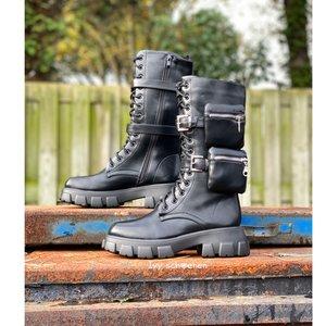 Boots SINNER DELUXE - Zwart