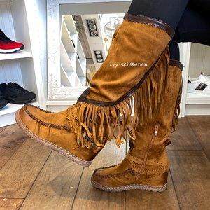 Boots MARVEL - Camel