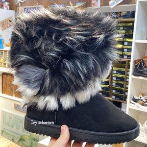 Boots VALERIE - Zwart