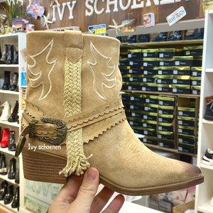Boots WILD - Beige