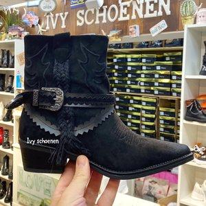 Boots WILD - Zwart
