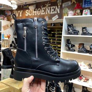 Boots EASTON - Zwart