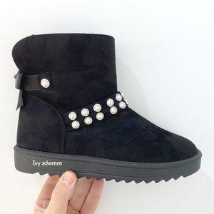 Boots PARKER - Zwart