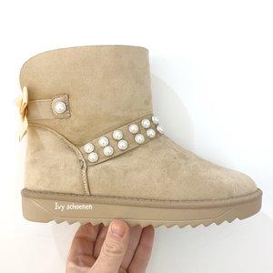 Boots PARKER - Beige