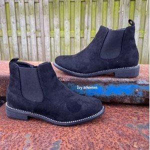 Boots COLTON - Zwart