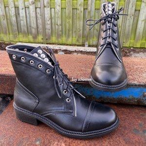 Boots NOLAN - Zwart