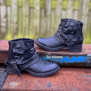 Boots BRODY - Zwart