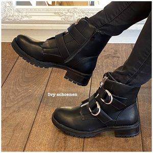 Boots TAKE - Zwart