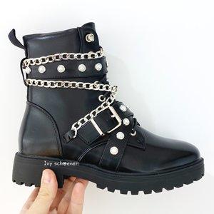 Boots VOYAGE - Zwart