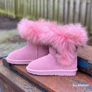 Warme Boots GABRIELLE - Roze