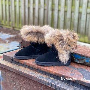 Warme Boots GABRIELLE - Zwart