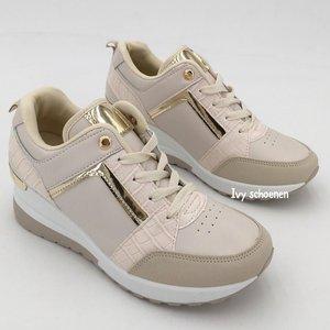 Sneaker SHERISE - Beige