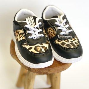 Sneaker ALICE - Zwart 19 t/m 24