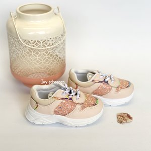Sneaker OLIVIA - Roze 19 t/m 24