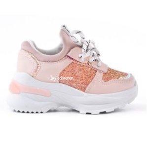 Sneaker OLIVIA - Roze 25 t/m 36