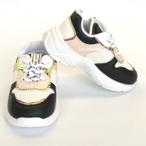 Sneaker ANOUCK - Zwart 19 t/m 24