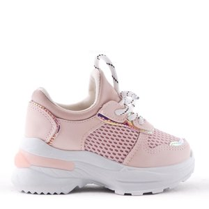 Sneaker ANOUCK - Roze 25 t/m 30