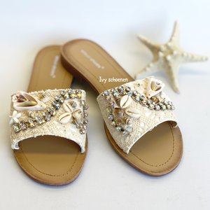 Sandaal SANFORT - Wit