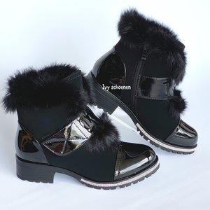 Boots CHANTREL - Zwart