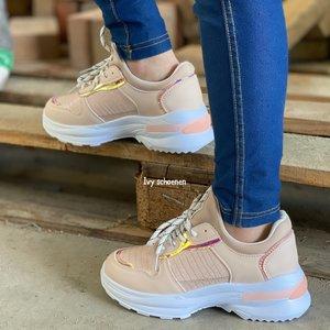 Sneaker VEGAS - Roze 25 t/m 36