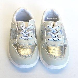 Sneaker VEGAS - Zilver 19 t/m 24