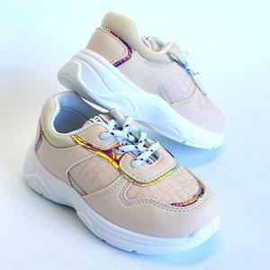 Sneaker VEGAS - Roze 19 t/m 24