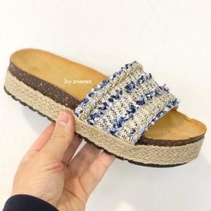 Sandaal CHARLY - Blauw