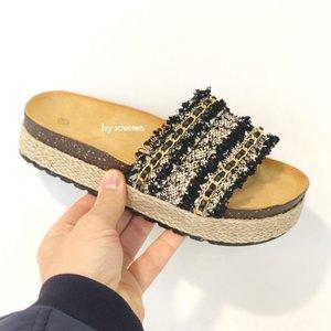 Sandaal CHARLY - Zwart
