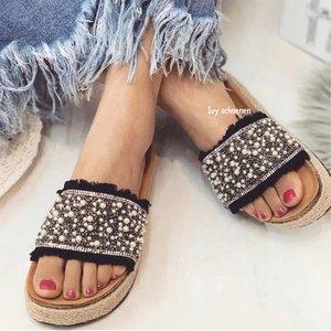 Sandaal SABRINA - Zwart