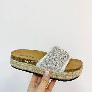 Sandaal SABRINA - Wit