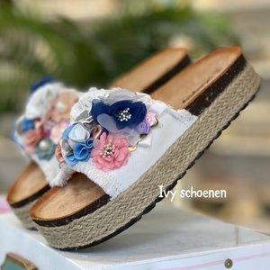 Sandaal SANCHO - Wit