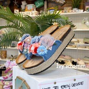 Sandaal SANCHO - Blauw