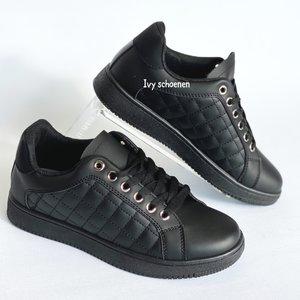 Sneaker CARICE - Zwart