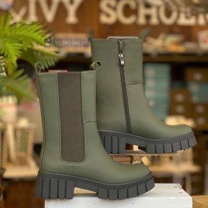 Boots RAYN - Groen