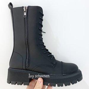 Boots NINO - Zwart
