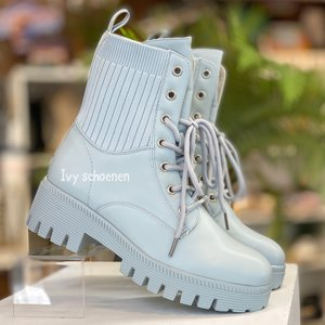Boots STEIN -Blauw