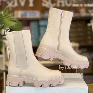 Boots KARI - Beige