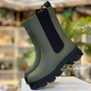 Boots KARI - Groen