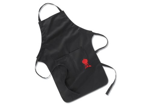 Weber APRON - BLACK, ADJUSTABLE STRAP