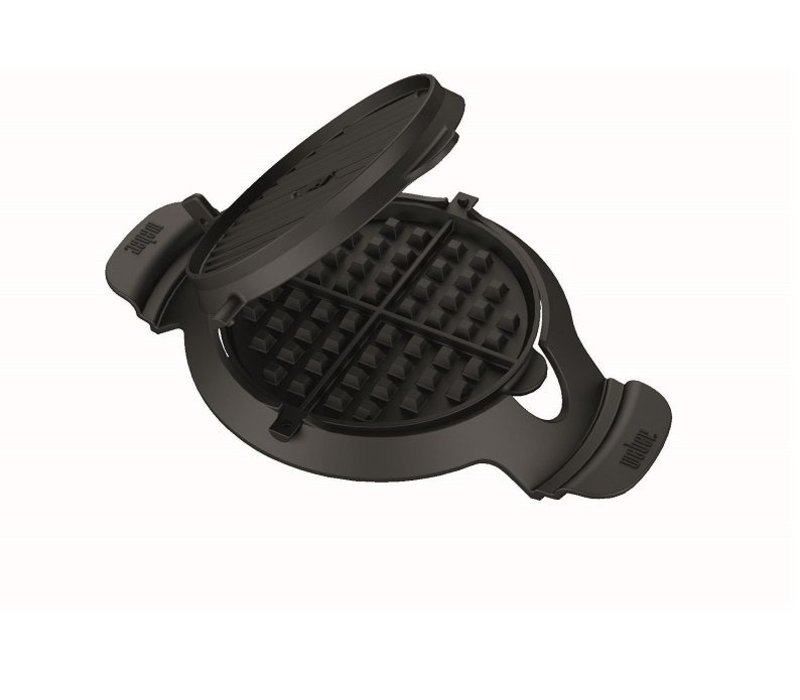 WAFFLE AND SANDWICH MAKER - GBS