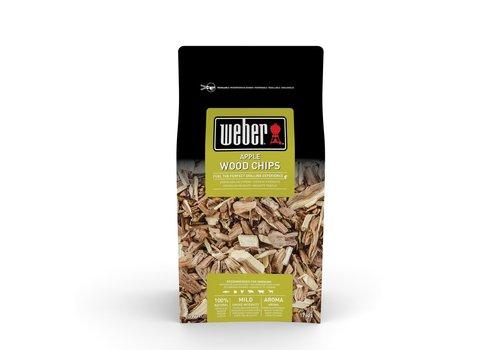 Weber APPLE WOOD CHIPS - 0.7KG