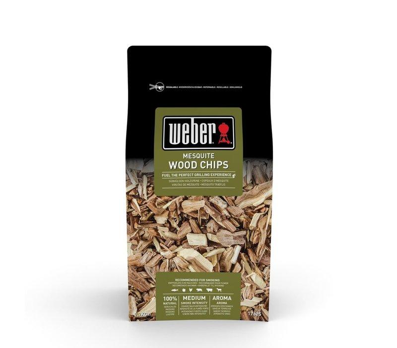 MESQUITE WOOD CHIPS - 0.7KG
