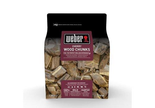 Garden Centre Weber® Cherry Wood Chunks